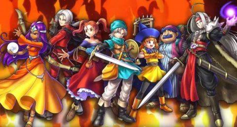 7人のリーダーキャラクター