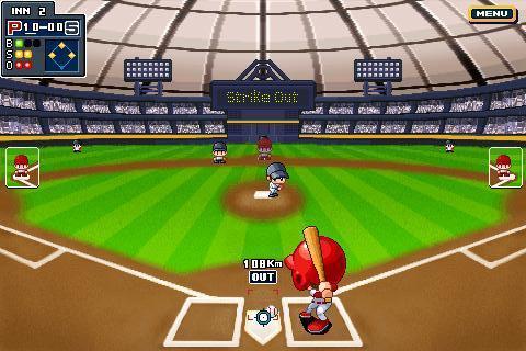 ベースボール スーパースターズ? フリー androidアプリスクリーンショット1
