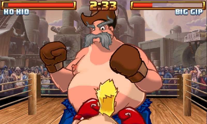 スーパー ケーオー ボクシング 2 androidアプリスクリーンショット1