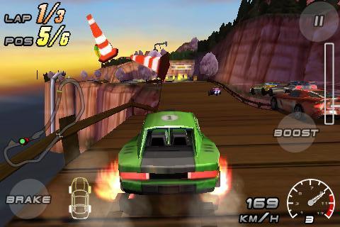 レーシングサンダー2 ライト androidアプリスクリーンショット1
