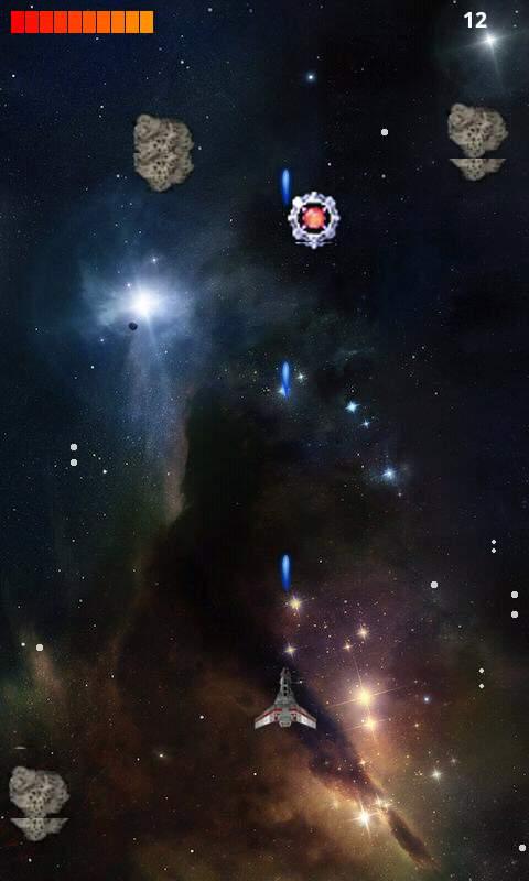 スペース ウォー ライト androidアプリスクリーンショット1