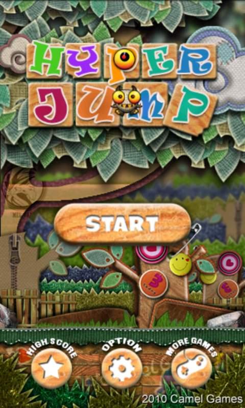 ハイパー ジャンプ ライト androidアプリスクリーンショット1