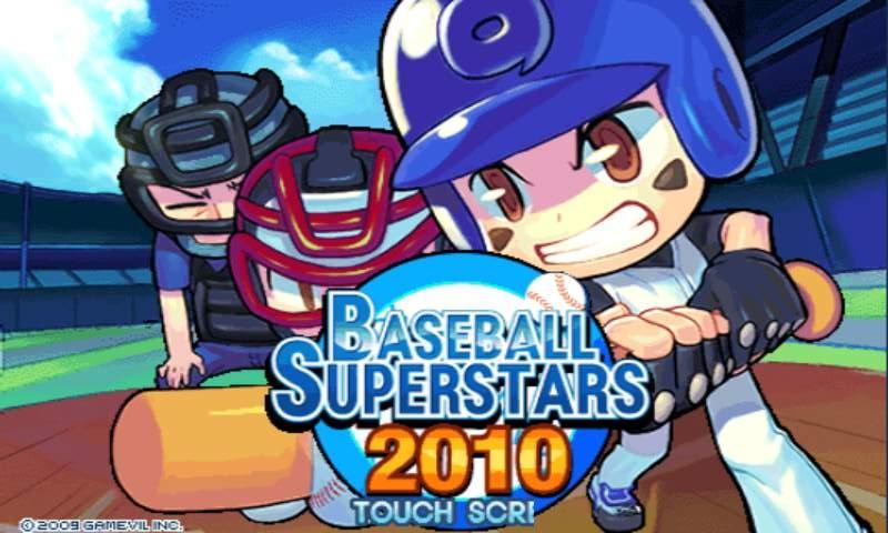 ベースボール スーパースターズ2010 androidアプリスクリーンショット1