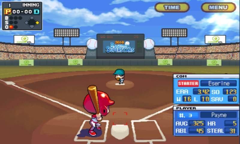 ベースボール スーパースターズ2010 androidアプリスクリーンショット2