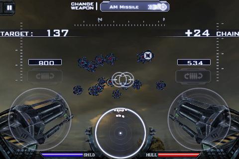 ヘビィガンナー3D androidアプリスクリーンショット1