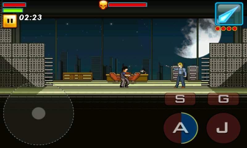 ブラッド オブ ヴァンパイア androidアプリスクリーンショット1