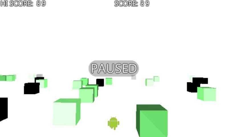 キュービス プロ androidアプリスクリーンショット1