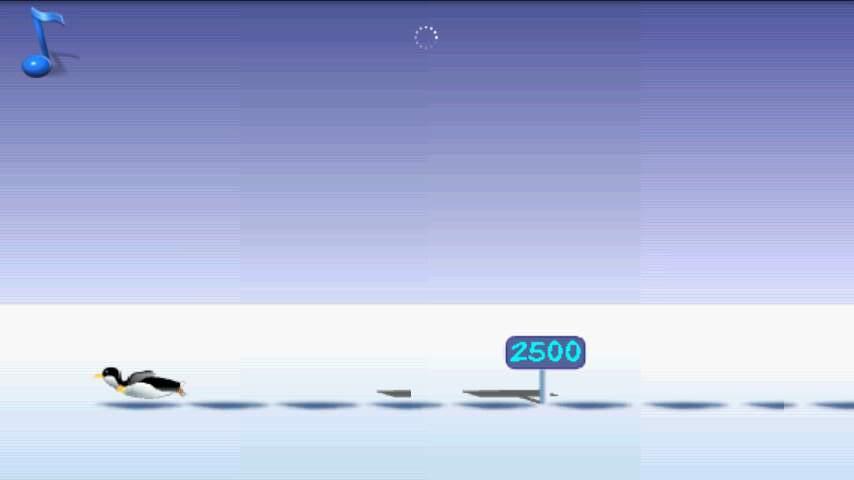 ヒットザペンギン androidアプリスクリーンショット1