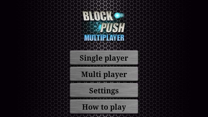 ブロックプッシュマルチプレイヤーフリー androidアプリスクリーンショット3