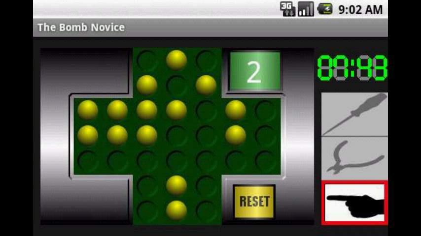 はじめての爆弾処理 androidアプリスクリーンショット2