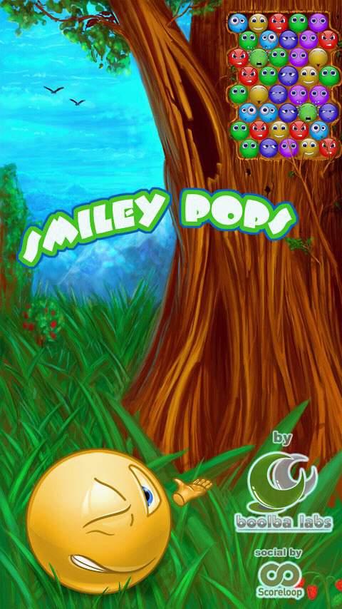 スマイリーポップス androidアプリスクリーンショット3