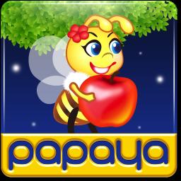 パパヤパズルバブル