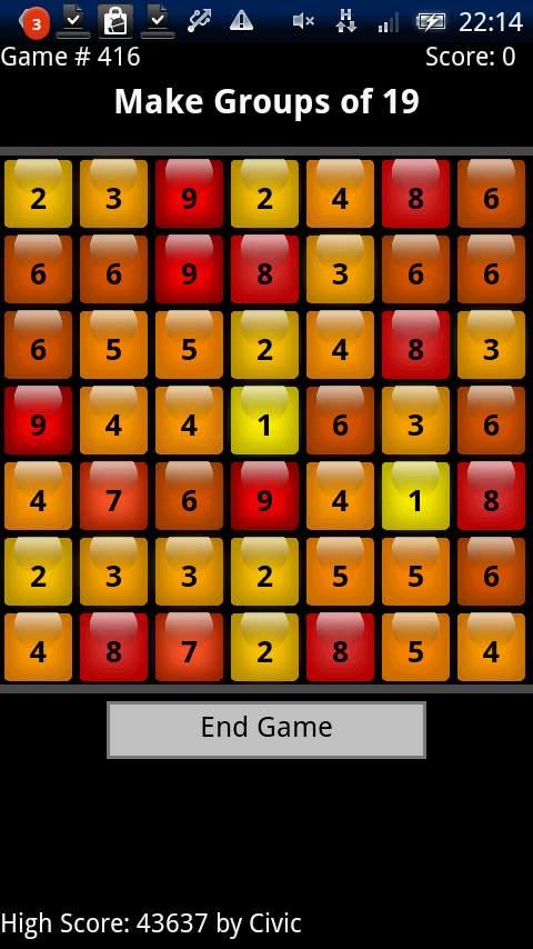 ナムノム(フリー) androidアプリスクリーンショット3