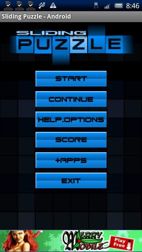 アンドロイドサイドパズル androidアプリスクリーンショット3