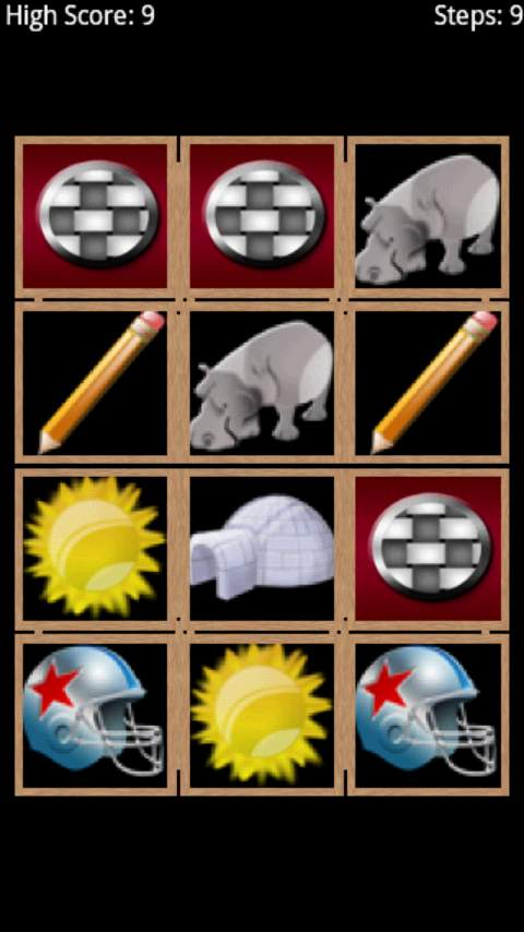 ゲットブレインズ メモリーゲーム androidアプリスクリーンショット2