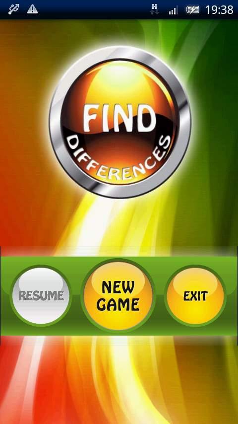 間違い探し androidアプリスクリーンショット3
