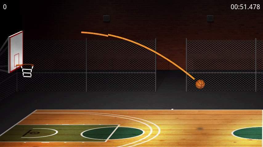 バスケットボール ライト androidアプリスクリーンショット1