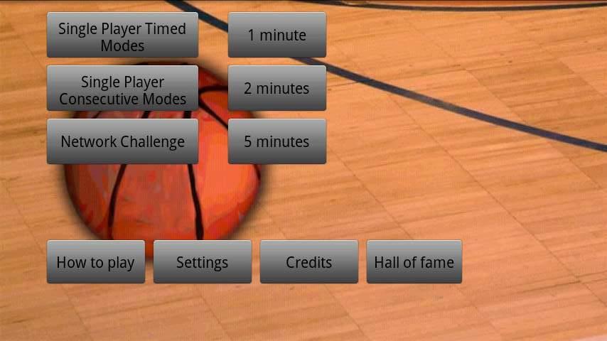 バスケットボール ライト androidアプリスクリーンショット3