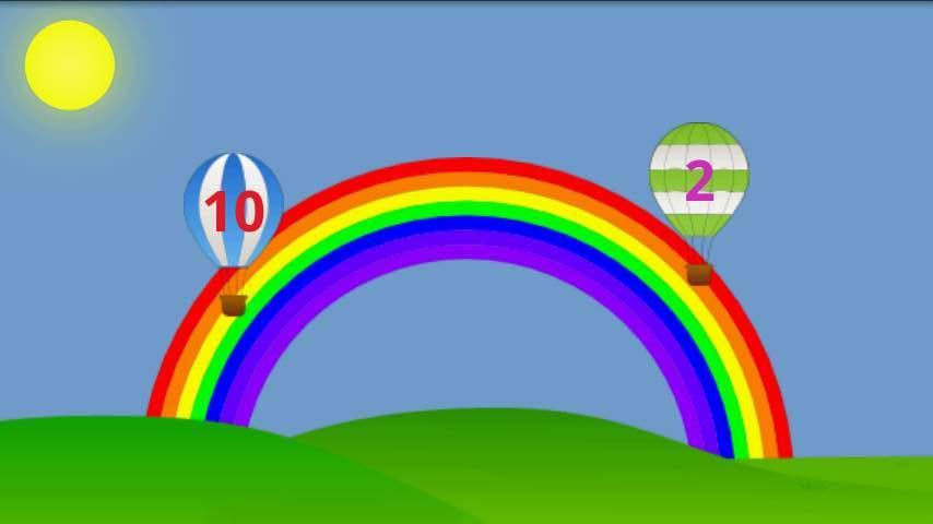 数学子供のための androidアプリスクリーンショット1