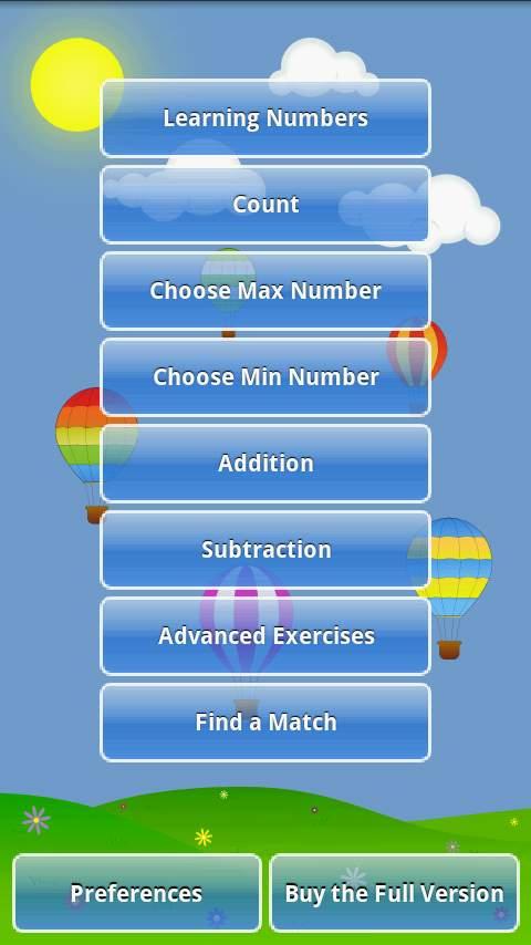 数学子供のための androidアプリスクリーンショット3