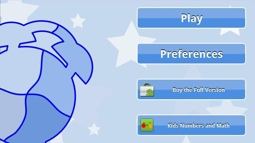 キッズ シャイプ パズル ライト androidアプリスクリーンショット3