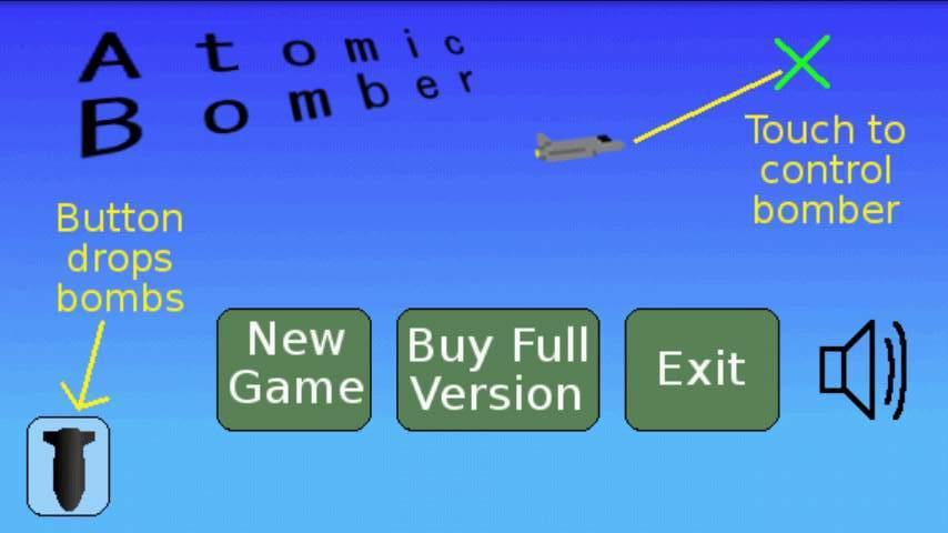 アトミックボンバー androidアプリスクリーンショット3