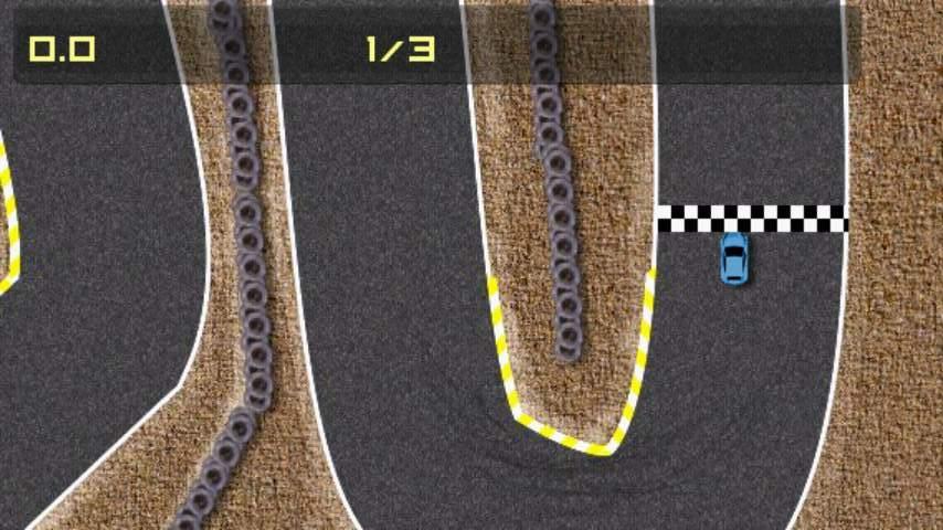 ポケット レーシング ライト androidアプリスクリーンショット1
