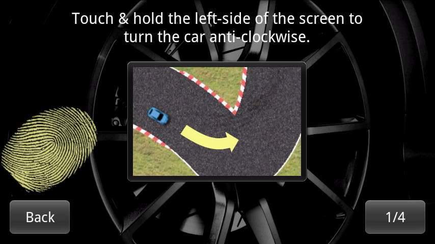 ポケット レーシング ライト androidアプリスクリーンショット3