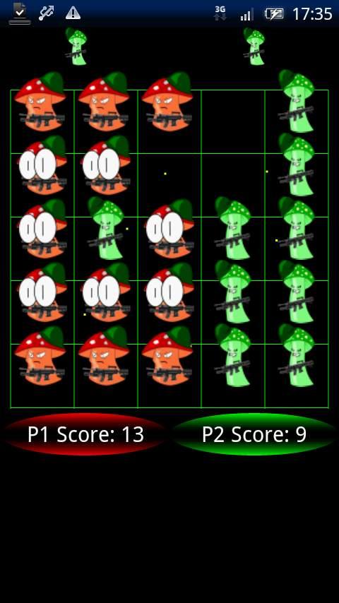 ラフ オブ ザ フンギ androidアプリスクリーンショット1
