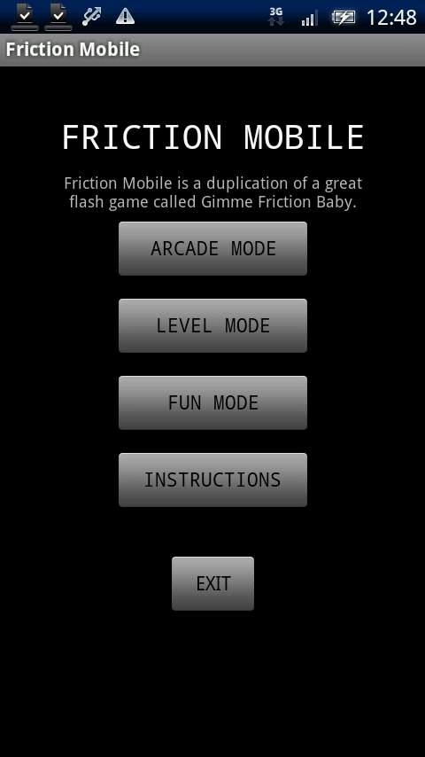 フリクション モバイル androidアプリスクリーンショット3