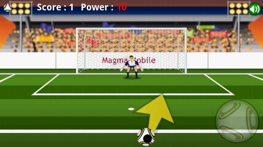 サッカー androidアプリスクリーンショット1