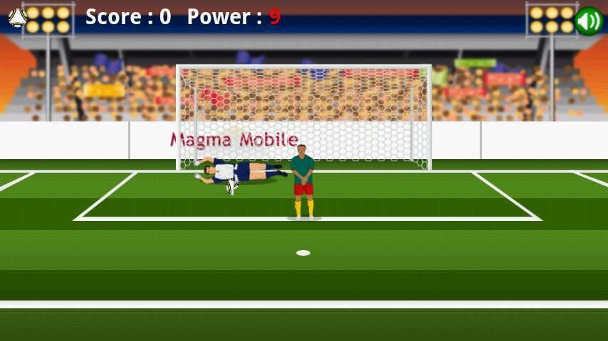 サッカー androidアプリスクリーンショット2