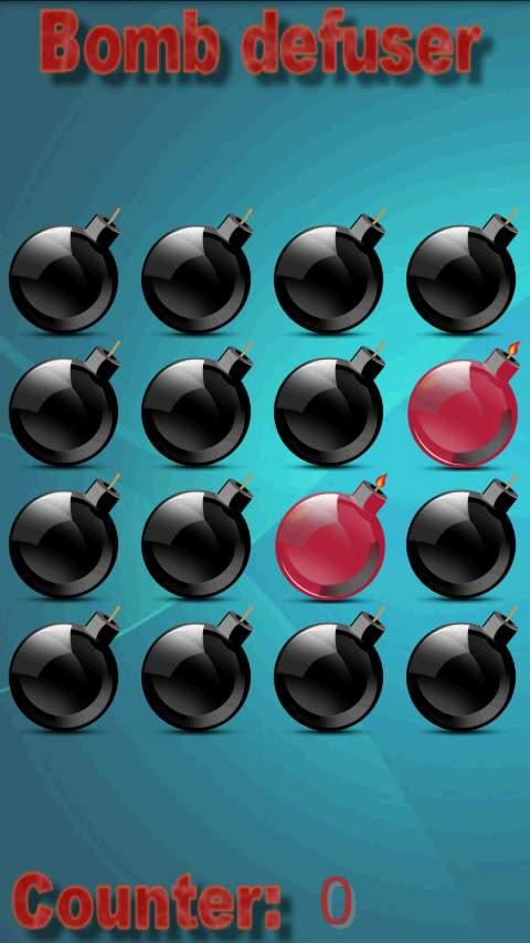 ボム デフューザー androidアプリスクリーンショット1