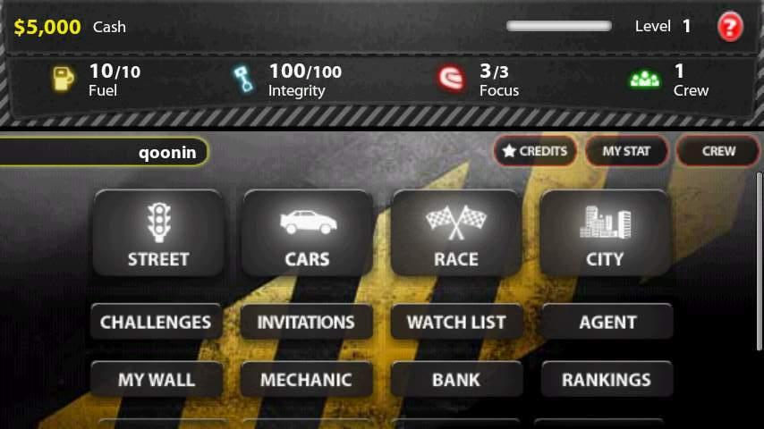 ストリート レーシング 5プレステージ Pts androidアプリスクリーンショット2