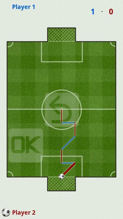 モブネティック サッカー androidアプリスクリーンショット2
