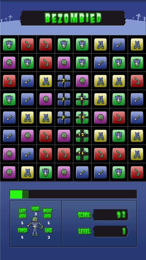 ビーゾンビード androidアプリスクリーンショット1