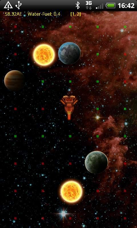 スター トライダーズ RPG androidアプリスクリーンショット1