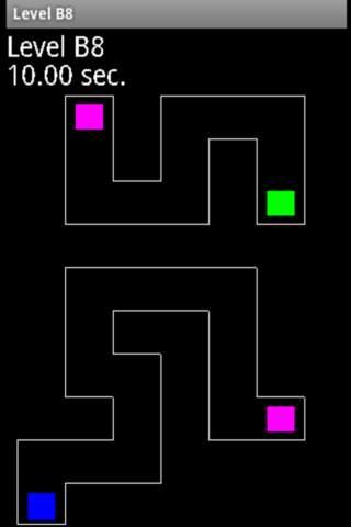 フィンガー ランナー androidアプリスクリーンショット1