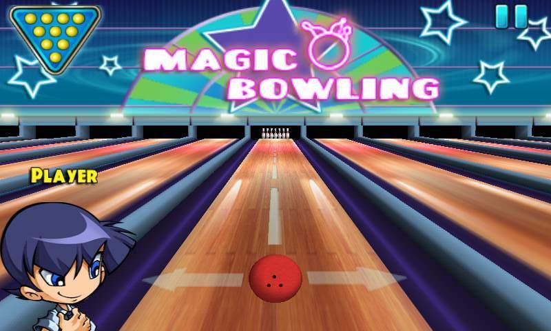 マジック ボーリング ライト androidアプリスクリーンショット1