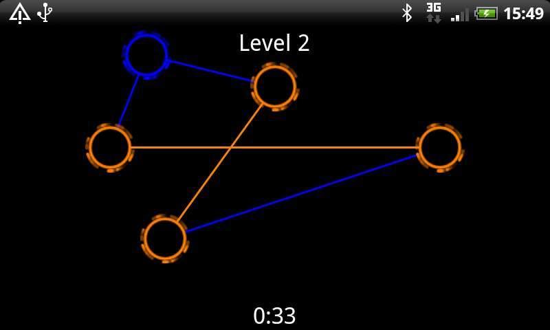 アンドトライアングル-ブレイン チェンジ androidアプリスクリーンショット1