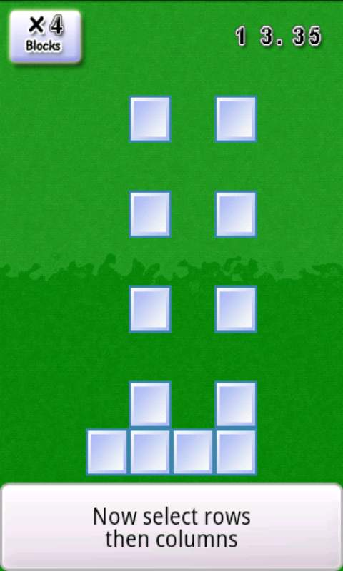 キューブ チャレンジ androidアプリスクリーンショット1