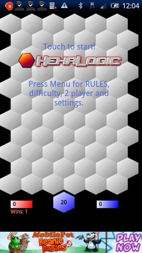 ヘキサロジック androidアプリスクリーンショット3