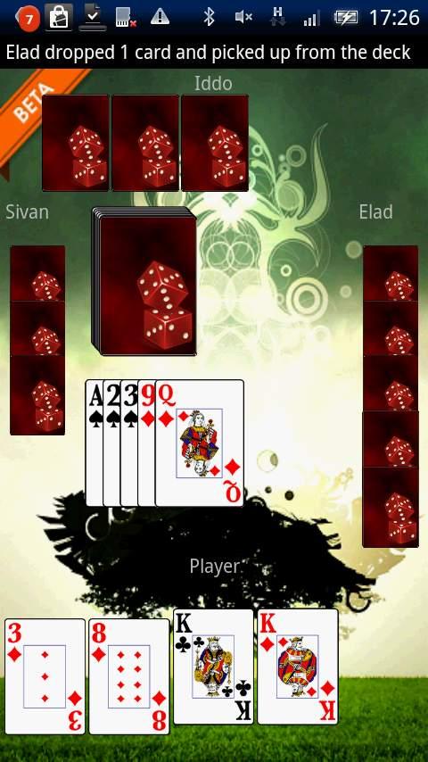 ベストカードゲームエバーヤニブ androidアプリスクリーンショット1