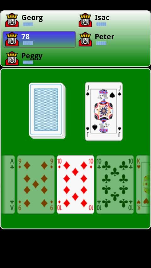 クラウト マウマウ オンライン androidアプリスクリーンショット1