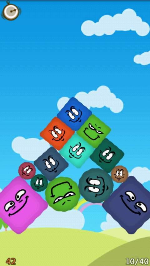 パパスタッカ― androidアプリスクリーンショット1