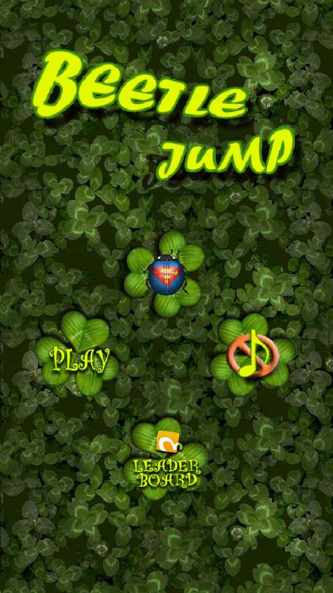 クソムシ飛ばし(β版) androidアプリスクリーンショット1