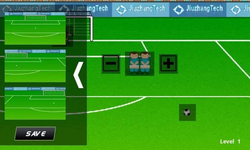 フリーキックマスター androidアプリスクリーンショット2