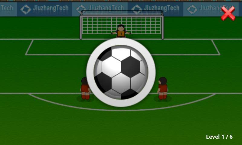 フリーキックマスター androidアプリスクリーンショット3
