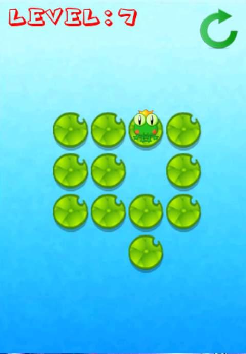 クローバーフロッグ androidアプリスクリーンショット2
