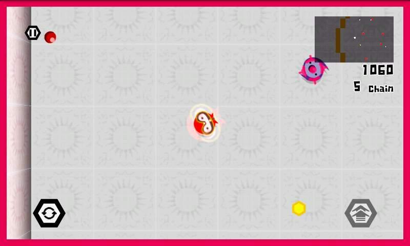 androidアプリ ヴぃヴぃしゅー!攻略スクリーンショット2